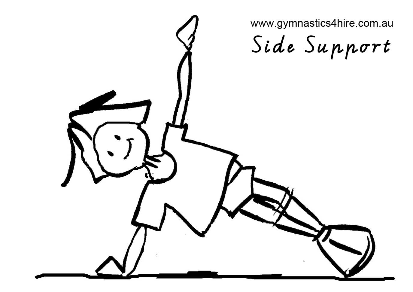 gymnastics colouring sheets gymnastics 4 hire