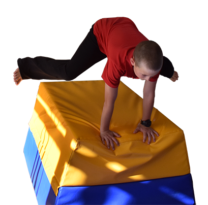 FreeG - builds on the fundamental skills taught in our BaseG program adding a Parkour twist